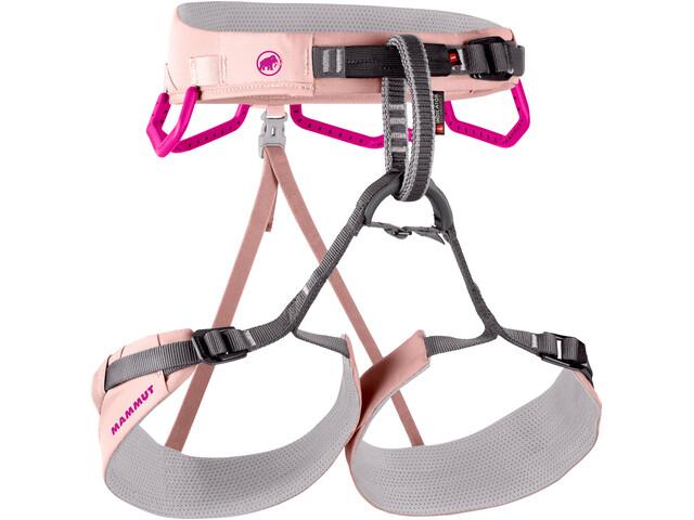 Mammut Togir 3 Slide Women Baudrier Femme, candy-pink
